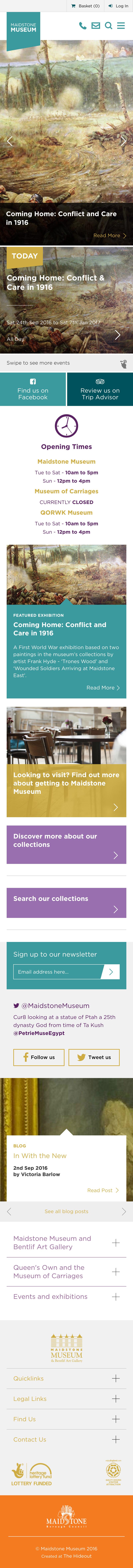 iphone-site-example-maidstone-museum