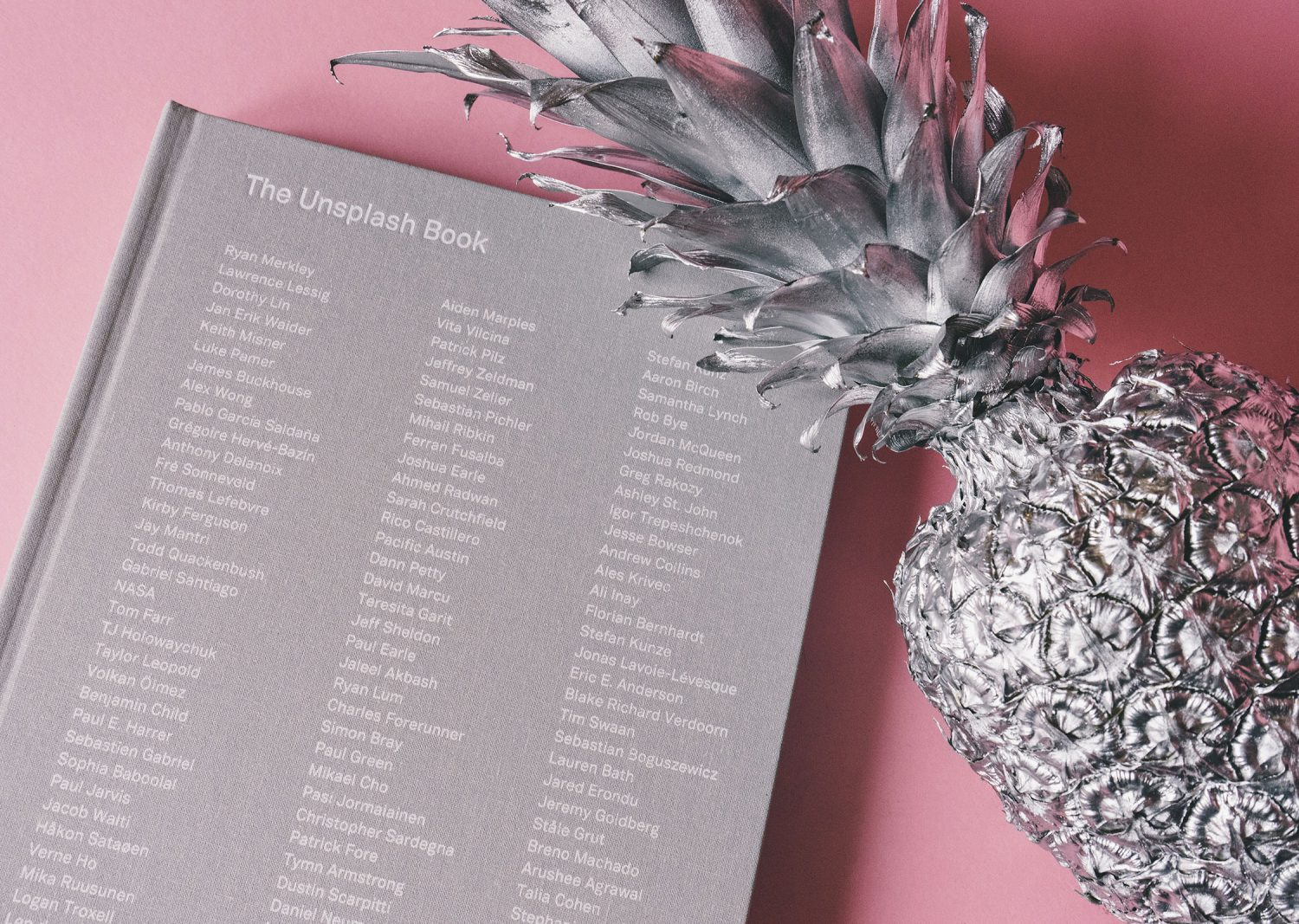 the-unsplash-book-silver-pineapple