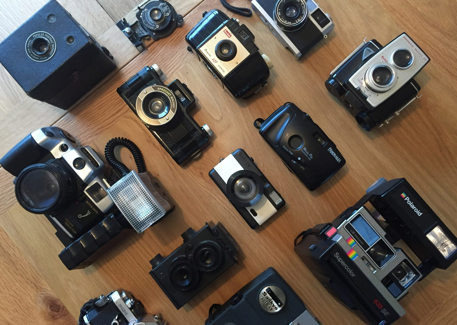 analogue-cameras