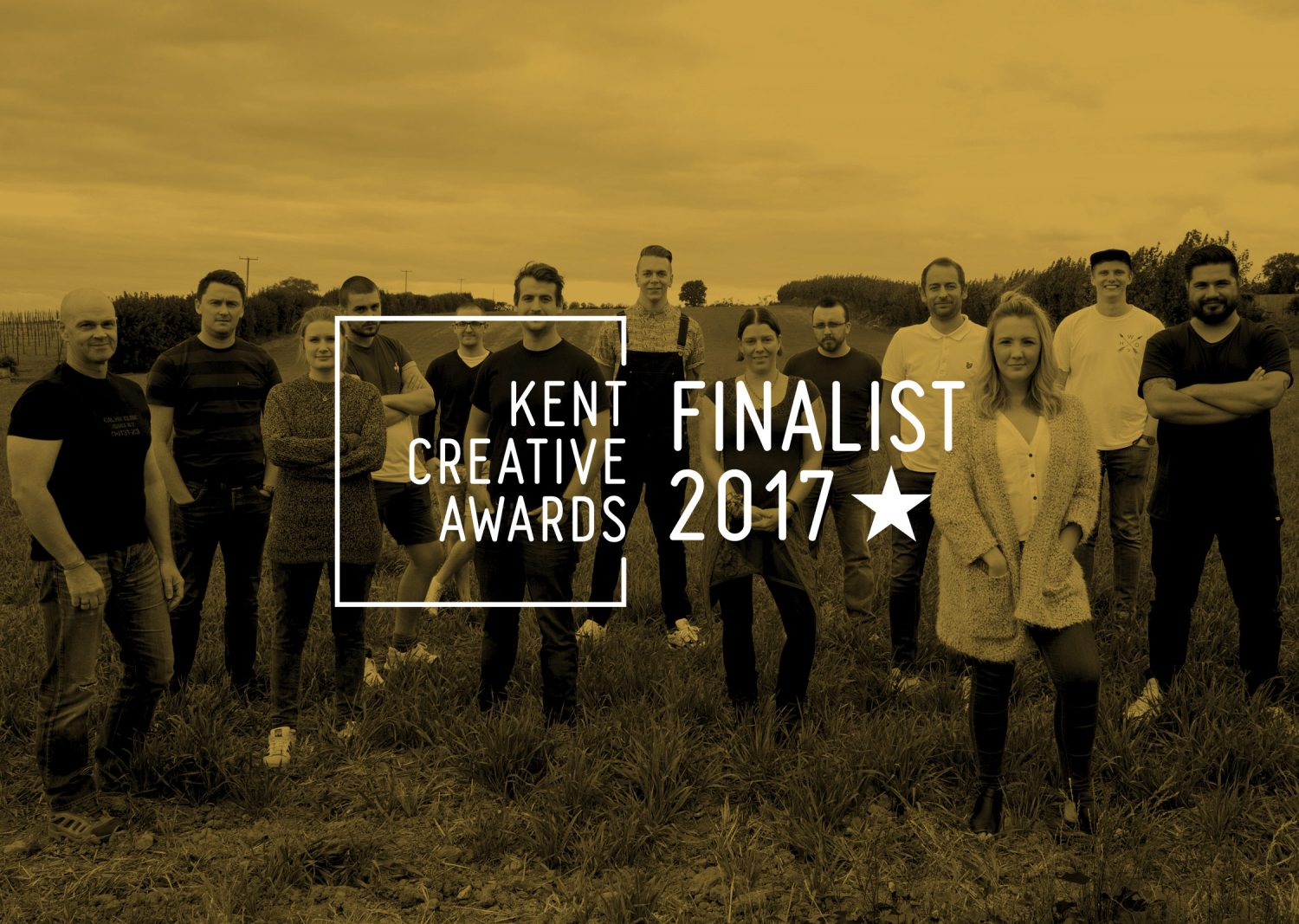 Hideout As Finalists At Kent Creative Awards 2017