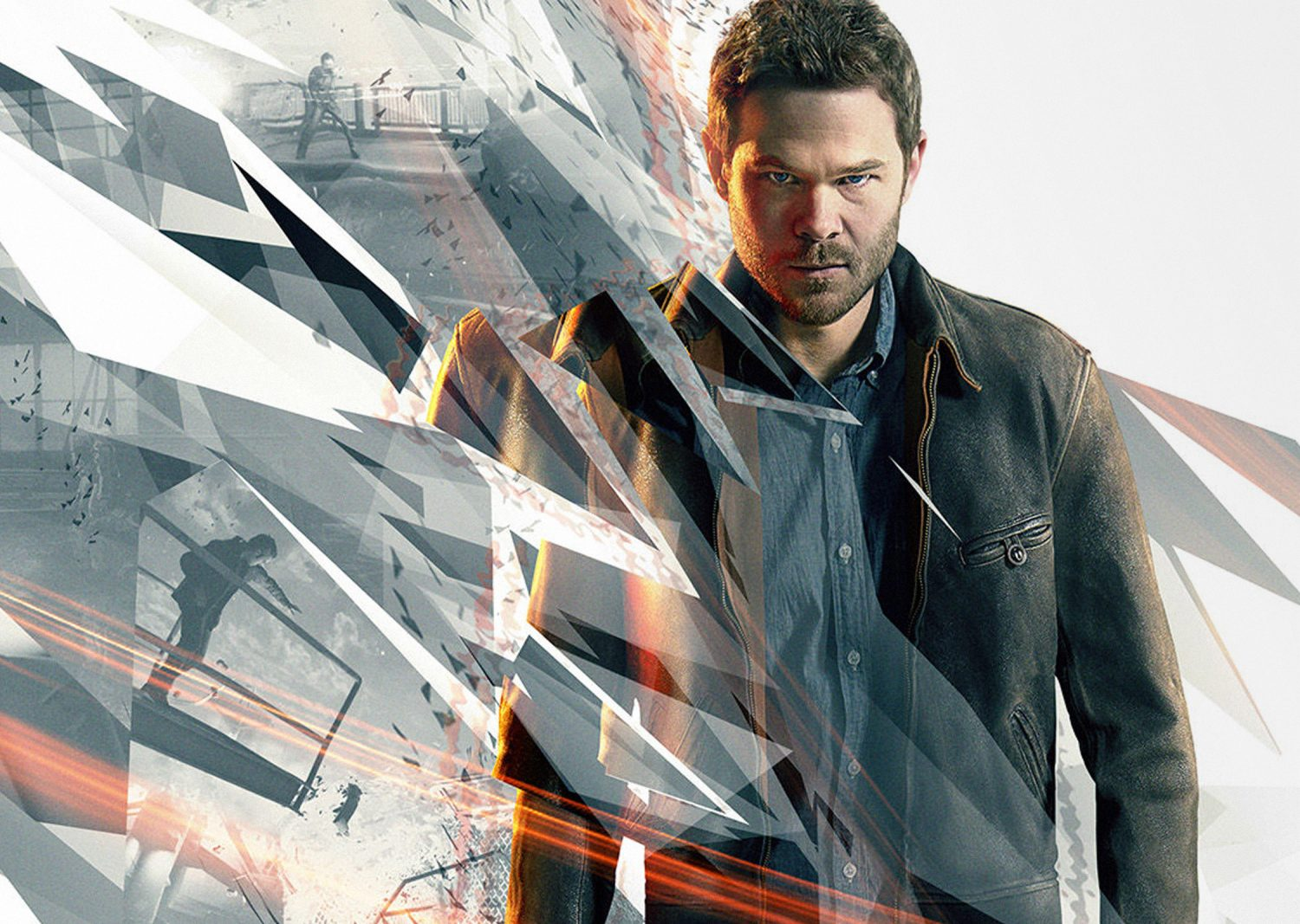 Netflix TV Series Quantum Break Artwork Poster
