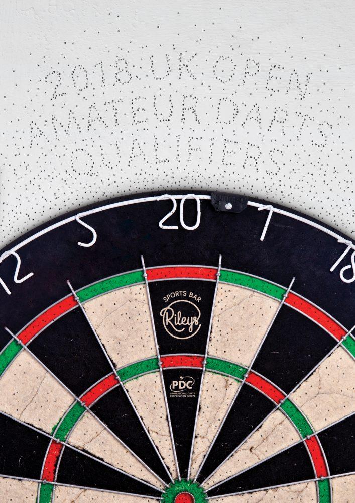 2018 UK Open Amateur Darts Qualifiers