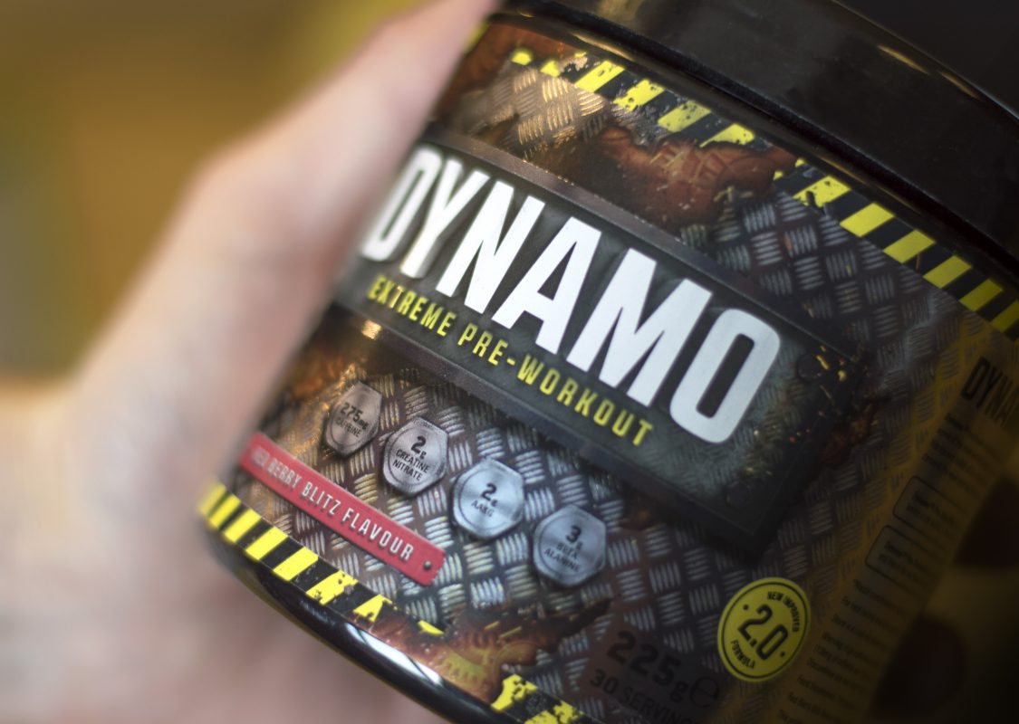 New labelling for Protein Dynamix (Dynamo)