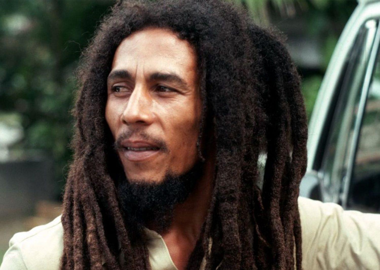 Bob Marley Gazing