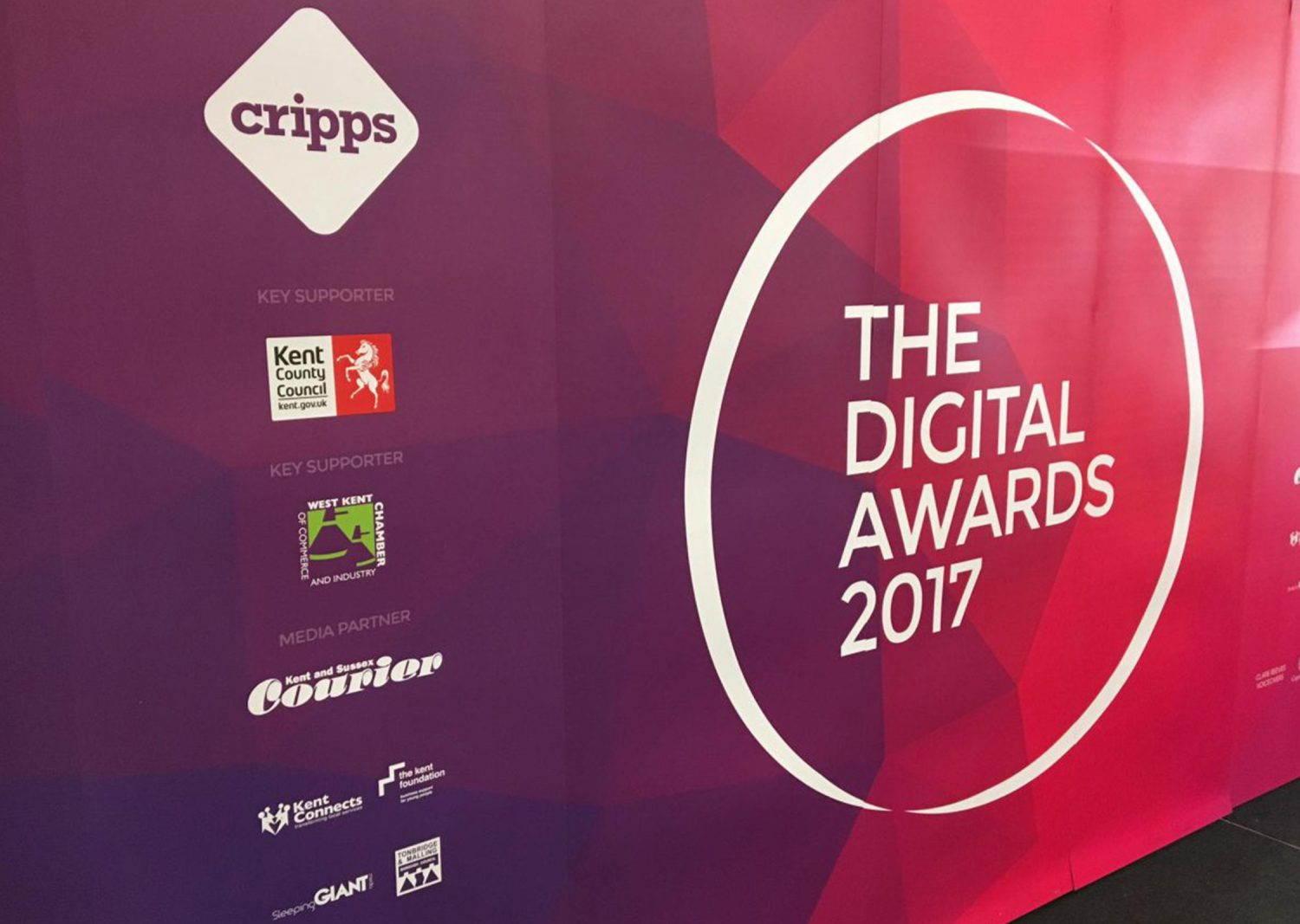 The Kent Digital Awards