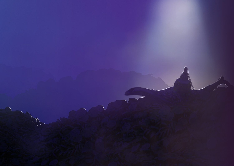 Itris Aladdin cave of wonders visual