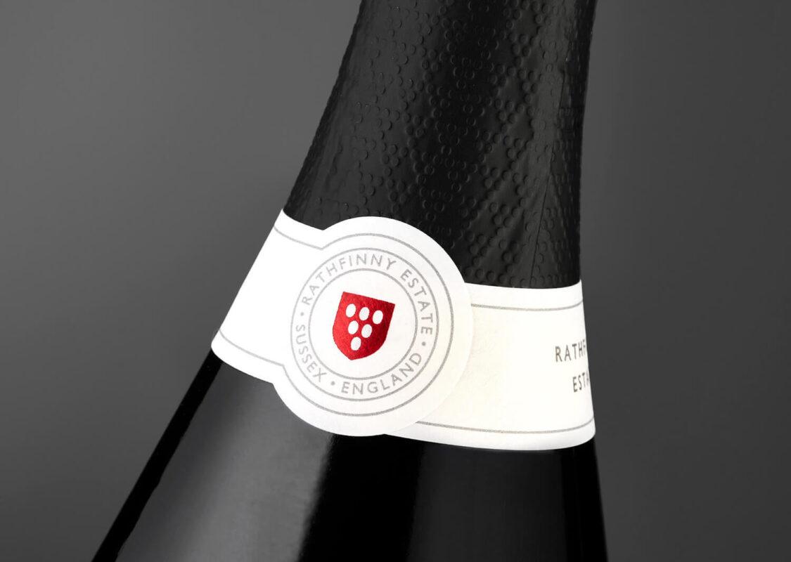 Rathfinny bottle of wine